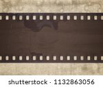 vintage background with aged...   Shutterstock . vector #1132863056