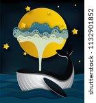 vector illustration graphic... | Shutterstock .eps vector #1132901852