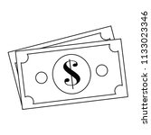 abstracct cinema symbol | Shutterstock .eps vector #1133023346
