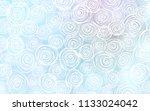 light blue vector abstract... | Shutterstock .eps vector #1133024042