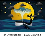 vector and illustration graphic ... | Shutterstock .eps vector #1133036465