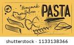 sand charcoal horizontal poster.... | Shutterstock .eps vector #1133138366