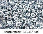screw nut | Shutterstock . vector #113314735