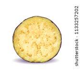 fresh  nutritious  tasty... | Shutterstock .eps vector #1133257202