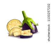 fresh  nutritious  tasty... | Shutterstock .eps vector #1133257232