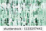 digital futuristic information... | Shutterstock .eps vector #1133257442