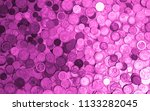 pink  rose  colored money of... | Shutterstock . vector #1133282045
