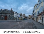 historic town wells  a... | Shutterstock . vector #1133288912