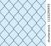illustration represents a grid... | Shutterstock .eps vector #1133290955