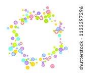 social media marketing ... | Shutterstock .eps vector #1133397296