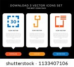 business infographic template... | Shutterstock .eps vector #1133407106