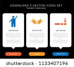 business infographic template... | Shutterstock .eps vector #1133407196