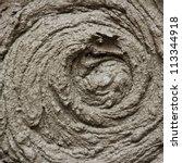 abstract texture cement mortar... | Shutterstock . vector #113344918