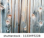 beautifully aged wooden planks... | Shutterstock . vector #1133495228