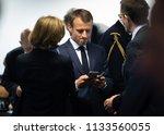 brussels  belgium   jul 12 ... | Shutterstock . vector #1133560055