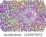 abstract halftone background...   Shutterstock .eps vector #1133572472