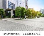 windows of skyscraper business... | Shutterstock . vector #1133653718