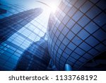 contemporary architecture... | Shutterstock . vector #1133768192