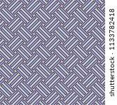 Purple Geometric Seamless...