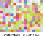 the brush stroke graphic... | Shutterstock . vector #1133845568