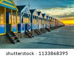 beach huts at southwold ...