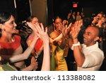 new york  september 13  ... | Shutterstock . vector #113388082