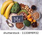 assortment of product... | Shutterstock . vector #1133898932