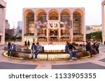 new york  usa   may 29  2018 ... | Shutterstock . vector #1133905355