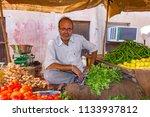 bikaner  india   oct 24  2012 ... | Shutterstock . vector #1133937812