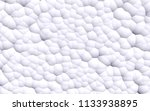 3d rendering picture of white... | Shutterstock . vector #1133938895