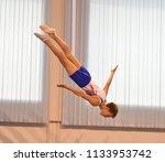orenburg  russia   december 3 ... | Shutterstock . vector #1133953742