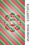 choosing the best christmas...   Shutterstock .eps vector #1133971076