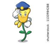 police daffodil flower...   Shutterstock .eps vector #1133984288