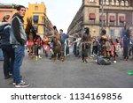 mexico city  mexico mexico ...   Shutterstock . vector #1134169856