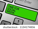 word writing text time for... | Shutterstock . vector #1134174836