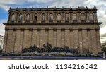 guadalajara  mexico   june 26 ...   Shutterstock . vector #1134216542