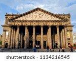 guadalajara  mexico   june 26 ... | Shutterstock . vector #1134216545