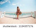 zaporozhye. ukraine. june 15.... | Shutterstock . vector #1134357176
