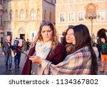 prague czech republic   03 15... | Shutterstock . vector #1134367802