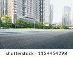 urban building road | Shutterstock . vector #1134454298