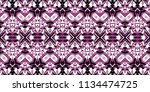 colorful abstract pattern for... | Shutterstock . vector #1134474725