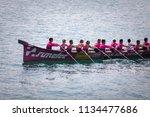 castro urdiales  spain   july... | Shutterstock . vector #1134477686