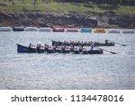 castro urdiales  spain   july... | Shutterstock . vector #1134478016