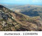 A Rough Cretan Landscape With...