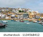 st ives  england   june 19 ...   Shutterstock . vector #1134568412