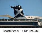 ijmuiden  the netherlands  ... | Shutterstock . vector #1134726332