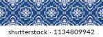 talavera pattern.  azulejos... | Shutterstock .eps vector #1134809942