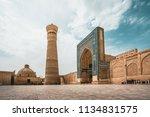Poi Kalon Mosque And Minaret I...