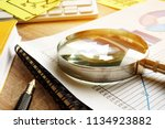 business assessment and audit.... | Shutterstock . vector #1134923882