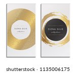 elegant template luxury... | Shutterstock .eps vector #1135006175